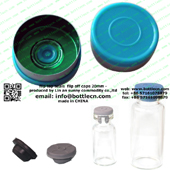20mm flip top cap blue FC20-16P