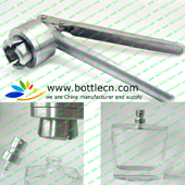 manual crimping press for 15mm perfume atomizers
