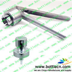 perfume bottle hand crimping tool machine 15mm 20mm pump