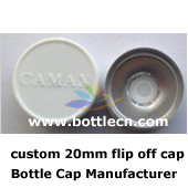cap for glass bottle