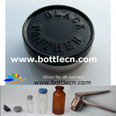 custom plastic bottle cap