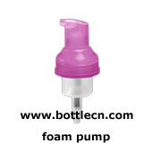 foam pump for bottle