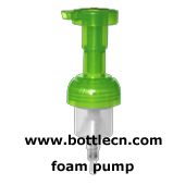foam pump bottle sets