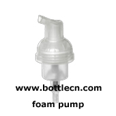 table top foam pump for bottle